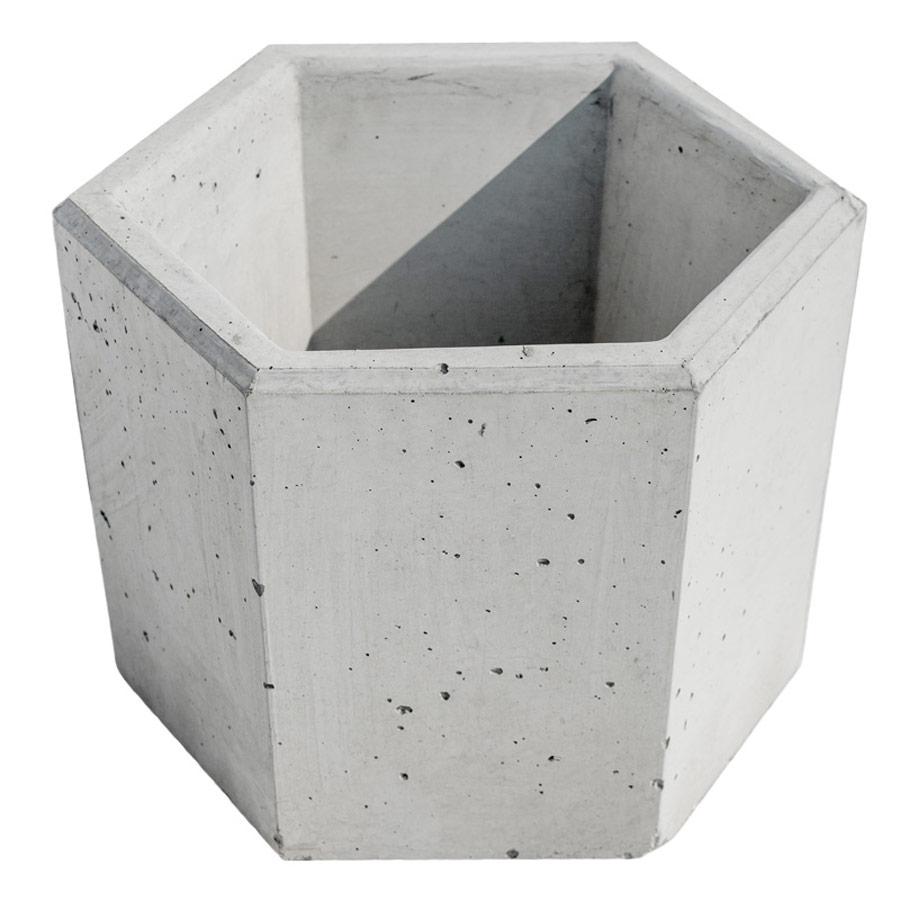 Donica-6k donica z betonu, donice z betonu