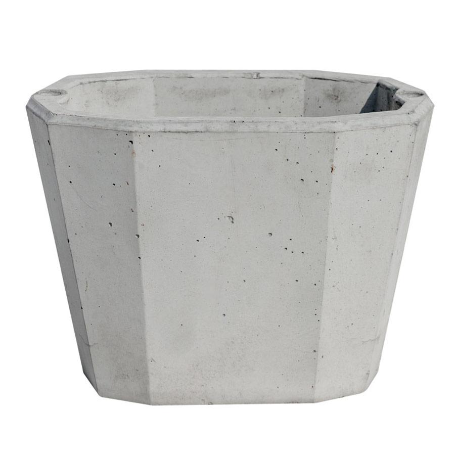 Gesto-111 donica z betonu, donice z betonu